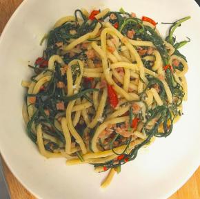 pici aglio, olio i peperoncino(re-done)