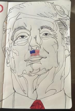 Trump – Satire