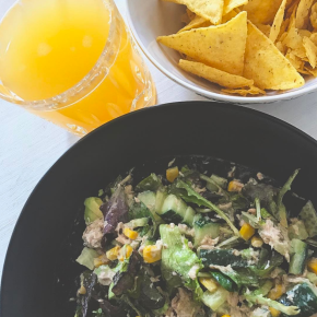 Tuna Mayo Salad